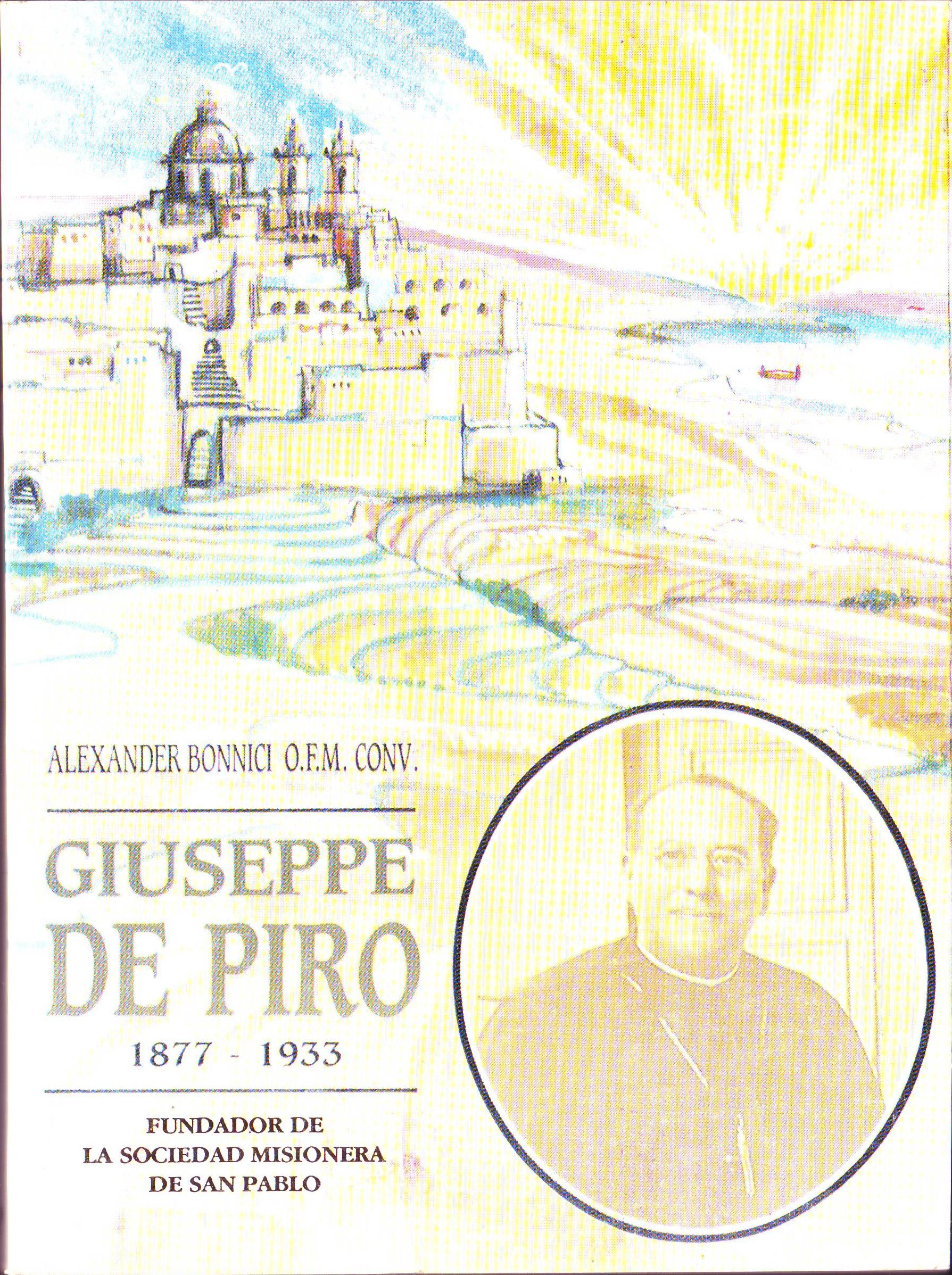 Mons Guzeppe De Piro